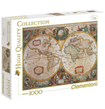 World map Puzzles 218227