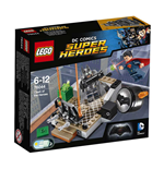 DC Comics Superheroes Lego and MegaBloks 218331