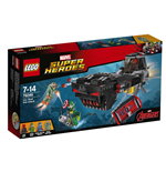 The Avengers Lego and MegaBloks 218335