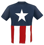 Captain America T-shirt 218497