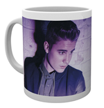 Justin Bieber - Purple Light Mug