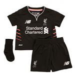 2016-2017 Liverpool Away Baby Kit