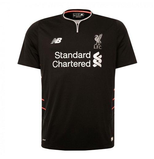 2016-2017 Liverpool Away Football Shirt