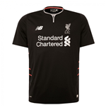 2016-2017 Liverpool Away Football Shirt