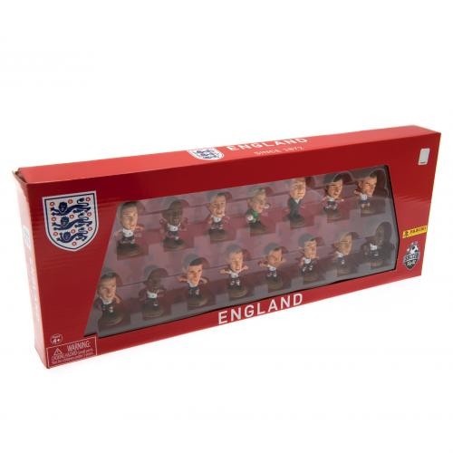 England F.A. SoccerStarz 15 Player Team Pack B
