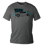 Back to the Future T-Shirt DeLorean