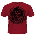 Sons of Anarchy T-shirt 218802