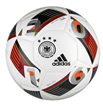 Germany Adidas Euro 2016 Capitano Football (White)