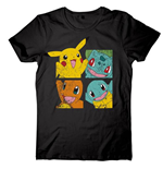 Pokémon T-shirt Frontprint