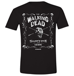The Walking Dead T-shirt - Survive Or Die