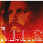 Vynil Doors (The) - Live New York, Pbs Critique April 28/29 1969 180gr