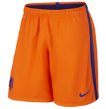 2016-2017 Holland Nike Home Shorts (Orange) - Kids