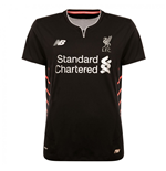 2016-2017 Liverpool Away Ladies Football Shirt
