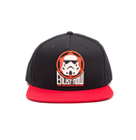 Star Wars Snap Back Baseball Cap Galactic Empire Stormtrooper