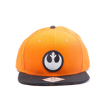 Star Wars Snap Back Baseball Cap The Resistance Log