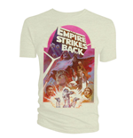 Star Wars T-Shirt Empire Strikes Back Poster