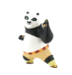 Kung Fu Panda Mini Figure Po Defense 8 cm