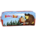 Masha and the Bear (Nature) pencil case