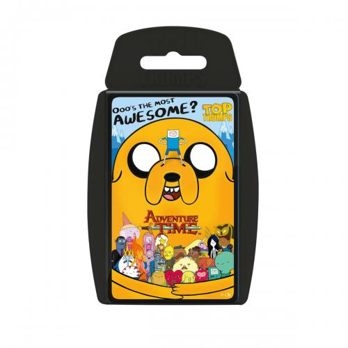 Adventure Time Top Trumps