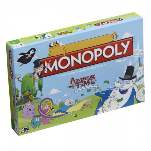 Adventure Time Edition Monopoly