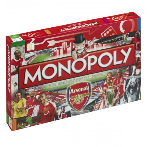 Arsenal F.C. Edition Monopoly