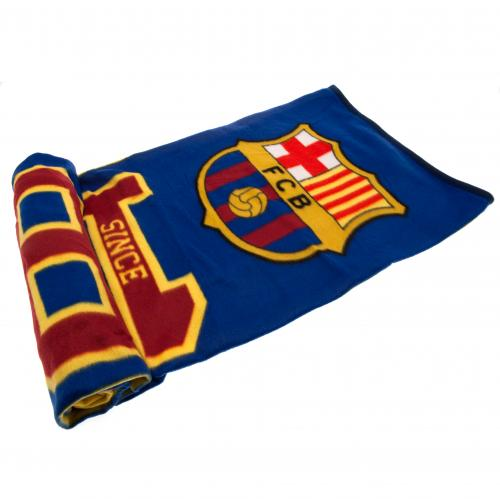 F.C. Barcelona Fleece Blanket ES