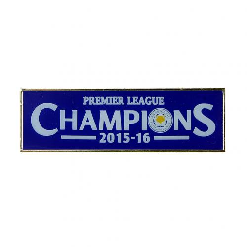 Leicester City F.C. Badge Champions OB
