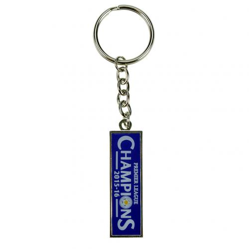 Leicester City F.C. Keyring Champions OB