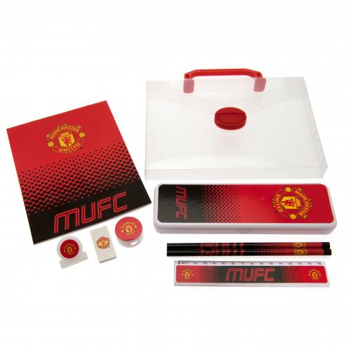 Manchester United F.C. Stationery Set CC FD