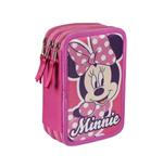Minnie Mouse (CE) pencil case triple filled