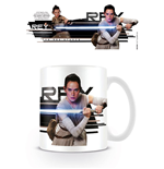Star Wars Episode VII Mug Rey