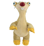 Ice Age Collision Course Plush Figure Sid 20 cm