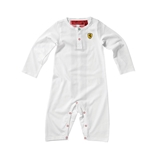 Ferrari Long Sleeve Baby Bodysuit