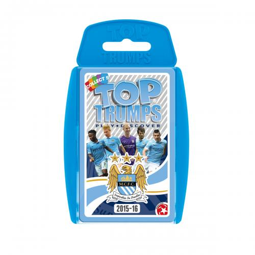Manchester City F.C. Top Trumps
