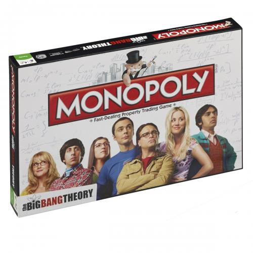 The Big Bang Theory Edition Monopoly