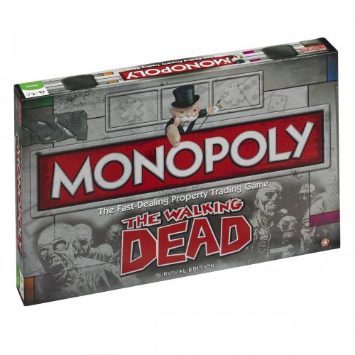 The Walking Dead Edition Monopoly