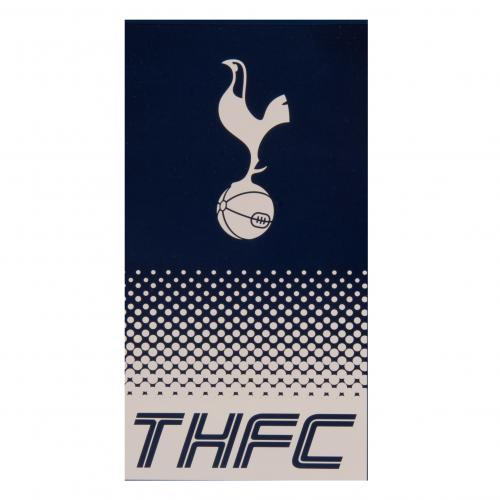 Official Tottenham Hotspur F C Towel Fd Buy Online On Offer