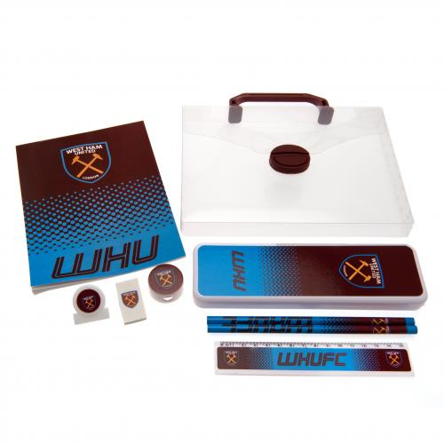 West Ham United F.C. Stationery Set CC FD