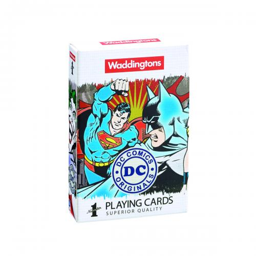 DC Comics Playing Cards