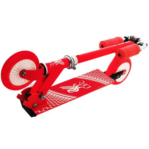 Liverpool F.C. Inline Folding Scooter
