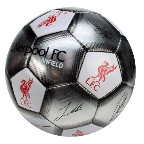 Liverpool F.C. Football Signature SV