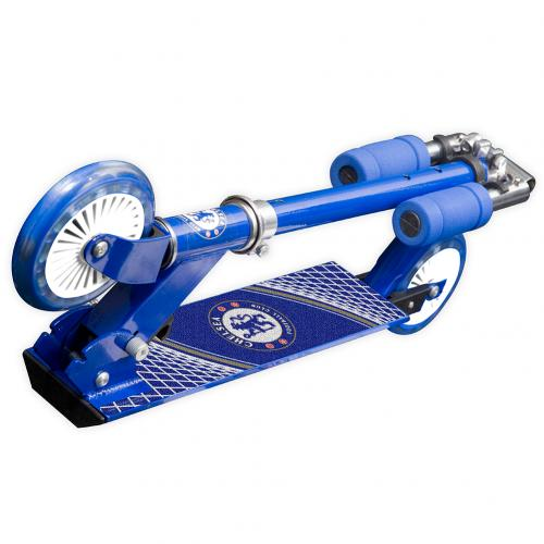 Chelsea F.C. Inline Folding Scooter