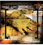 Vynil Front Line Assembly - Rewind (Yellow W Black Splatter Vinyl)