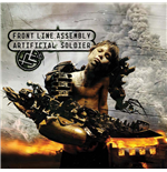 Vynil Front Line Assembly - Artificial Soldier (Cherry Coloured Vinyl)