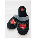 Batman v Superman Slippers Logo