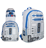 Star Wars Hooded Backpack R2-D2