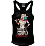 Suicide Squad Girlie Tank Top In Squad We Trust