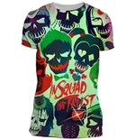 Suicide Squad T-shirt All Over Trust