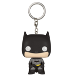 DC Comics Pocket POP! Vinyl Keychain Batman Black 4 cm