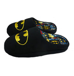 DC Comics Slippers Batman Logo